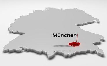 Motivbild Umzug von München nach Berlin